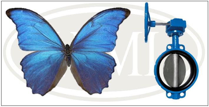 Câu hởi về van bướm - Van bướm là gì