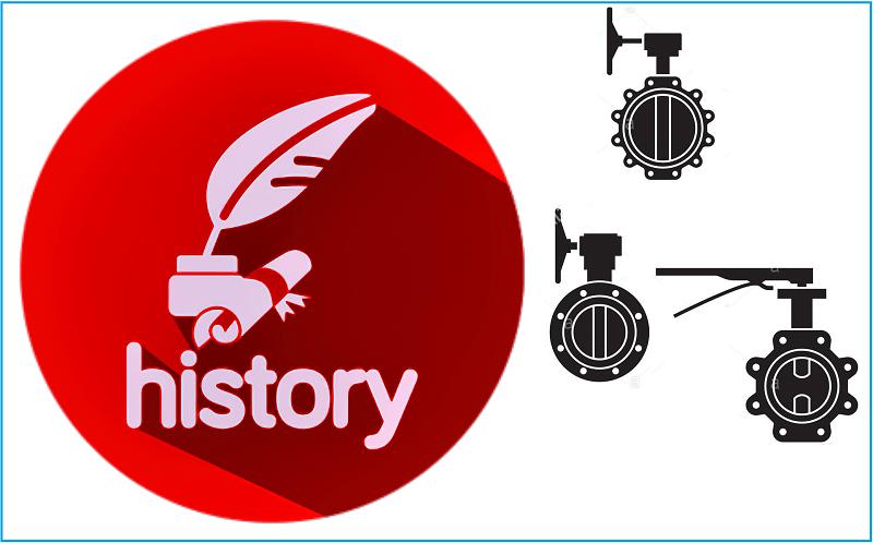 Lịch sử hình thành van bướm