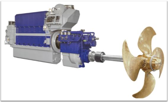 Van bướm tàu thủy dùng trong hệ thống cấp dầu nhiên liệu
