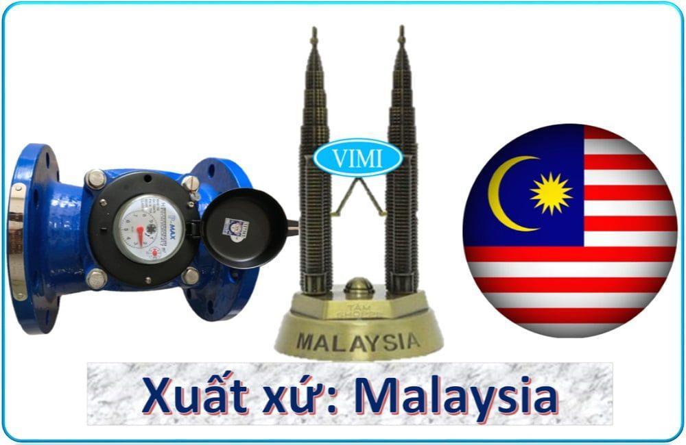 Sản phẩm được sản xuất tại Malaysia và nhập khẩu nguyên chiếc