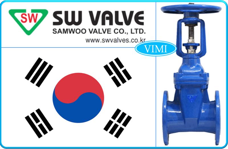 Van cổng tynổi Samwoo Hàn Quốc 1