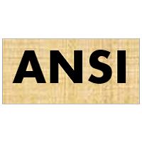 Van tiêu chuẩn ANSI