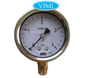 Đồng hồ đo áp suất P253-2