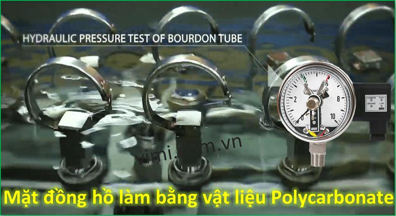 Đồng hồ đo áp suất P510 10