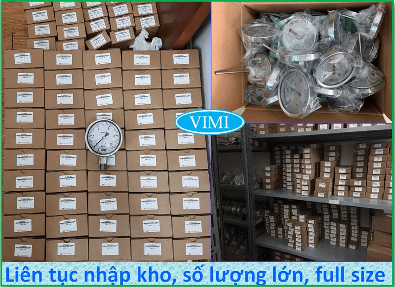 Đồng hồ áp suất P710 7