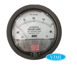 Đồng hồ đo áp suất P880 2