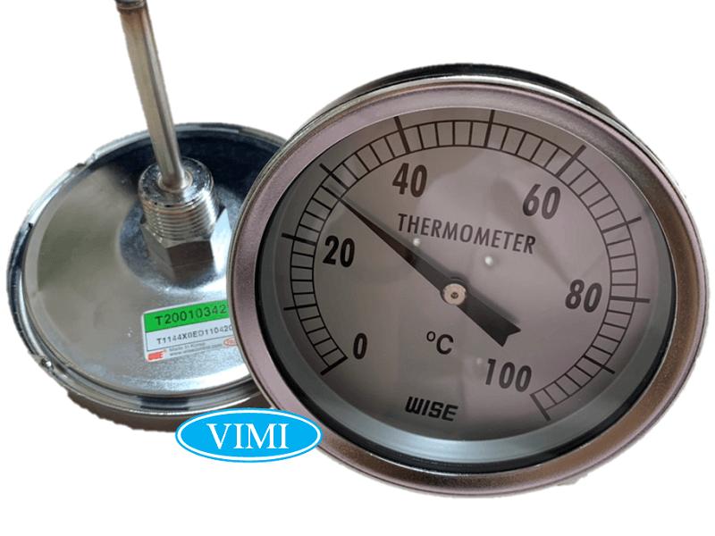 Đồng hồ đo nhiệt độ T114 4