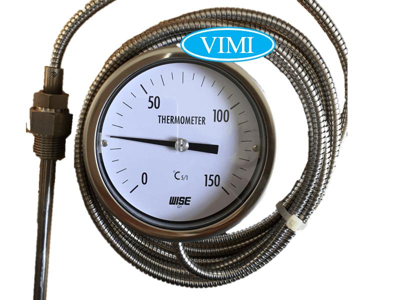 Đồng hồ đo nhiệt độ T210 3