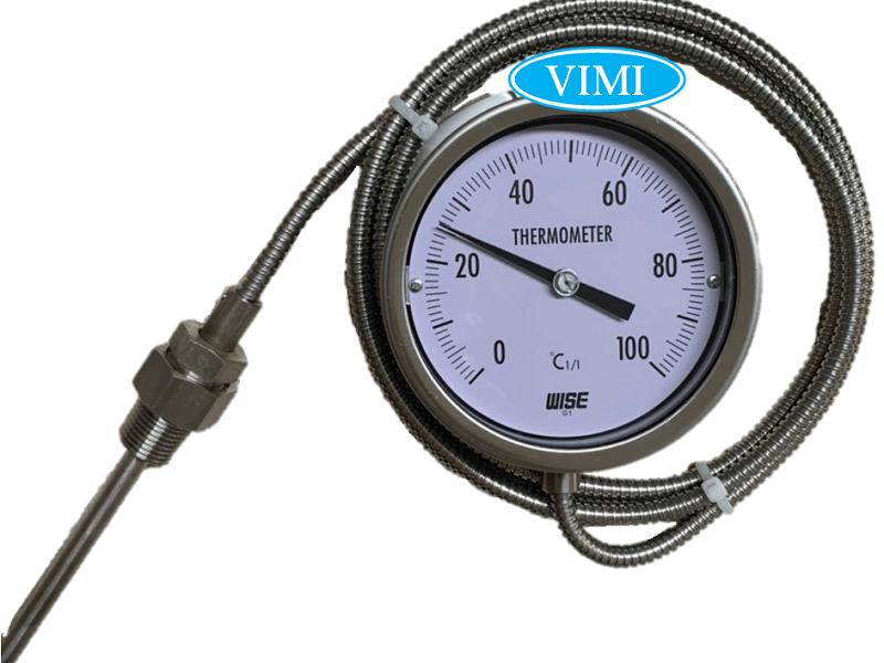 Đồng hồ đo nhiệt độ T210 4
