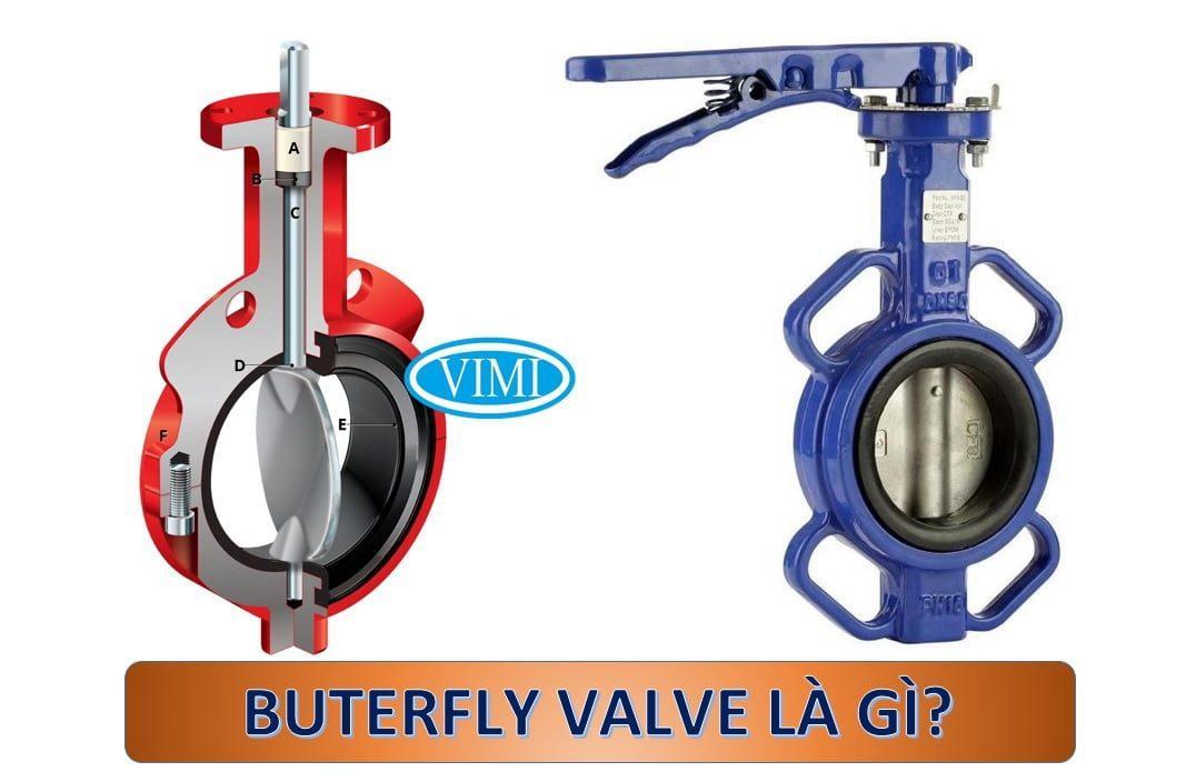 Butterfly valve là gì?