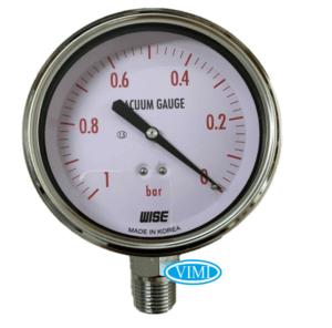 đồng hồ đo áp suất p254 wisi hàn quốc 4