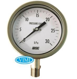 đồng hồ đo áp suất p421 wise hàn quốc 2