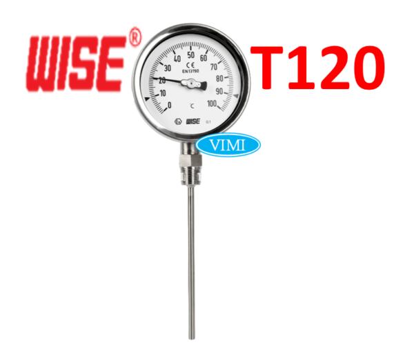 Đồng hồ đo nhiệt độ T120