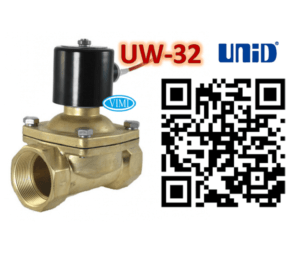 van điện từ UW 32 unid 2