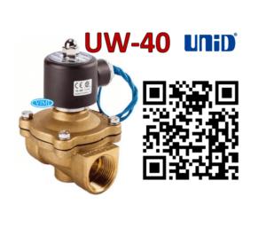 van điện từ UW 40 unid 6