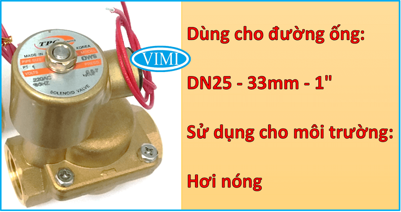 van điện từ dws 5