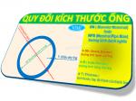 Quy đổi kích thước ống DN – Phi (Φ) – Inch