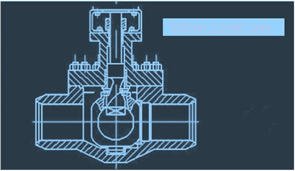 Tiêu chuẩn kết nối van 9