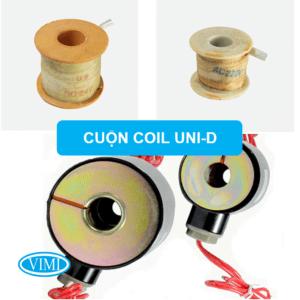 Cuộn coild van điện từ UniD