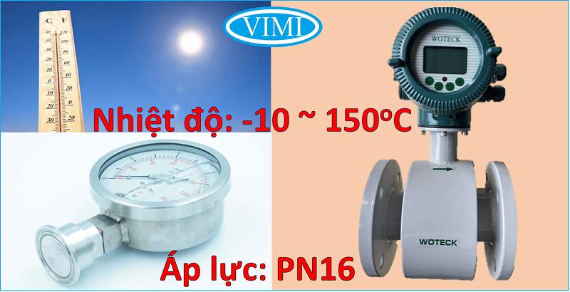 đồng hồ đo nước woteck dn25 5