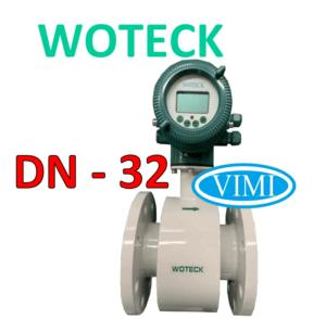 đồng hồ đo nước woteck dn32 3