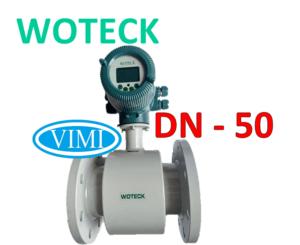 đồng hồ đo nước woteck dn50 3