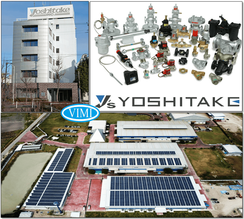 Thông tin về hãng Yoshitake