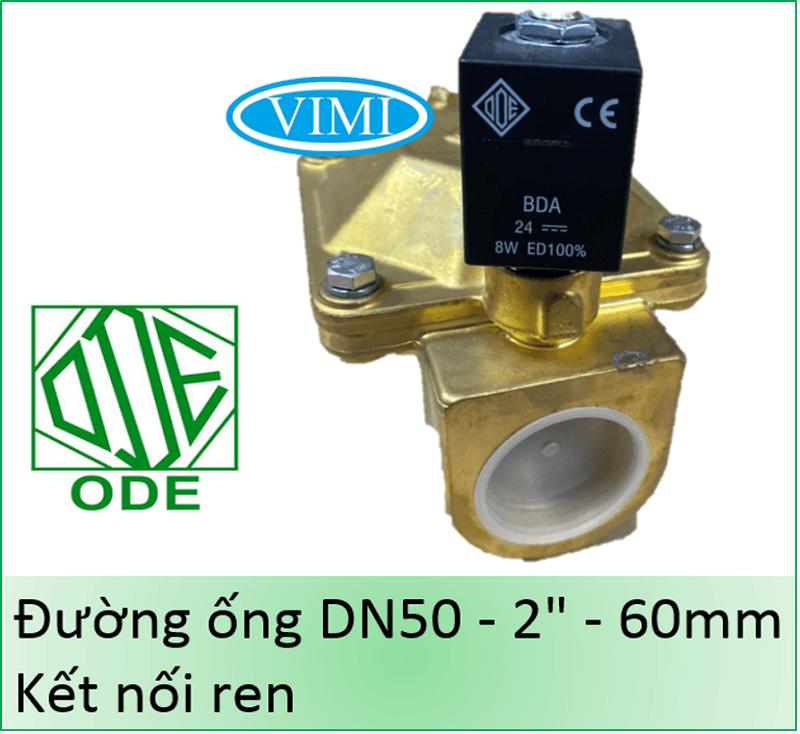 van điện từ ode dn50 2