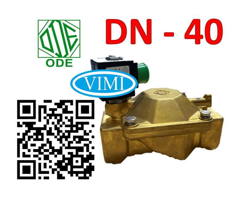 van điện từ ode dn40 1