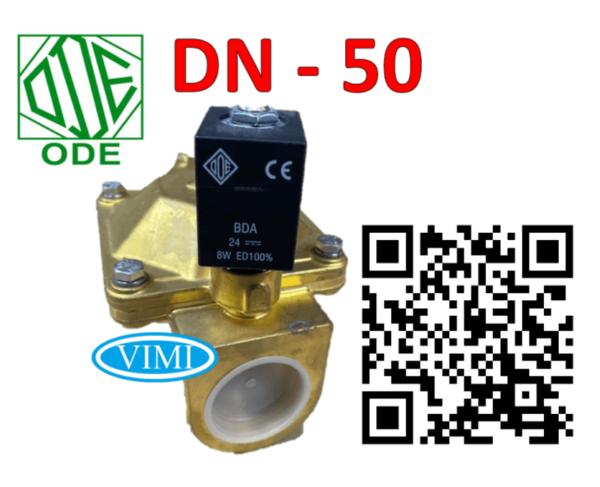 van điện từ ode dn50