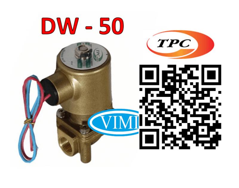 van điện từ tpc dw50 4