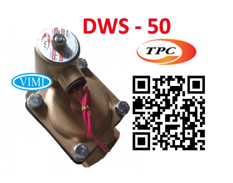 van điện từ tpc dws50 2