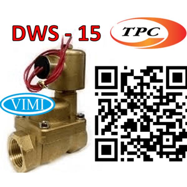 van điện từ tpc dws15 1