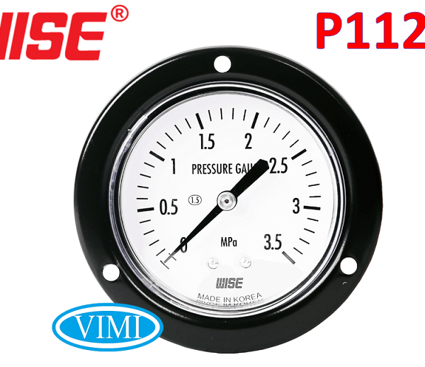 đồng hồ đo áp suất p112 3