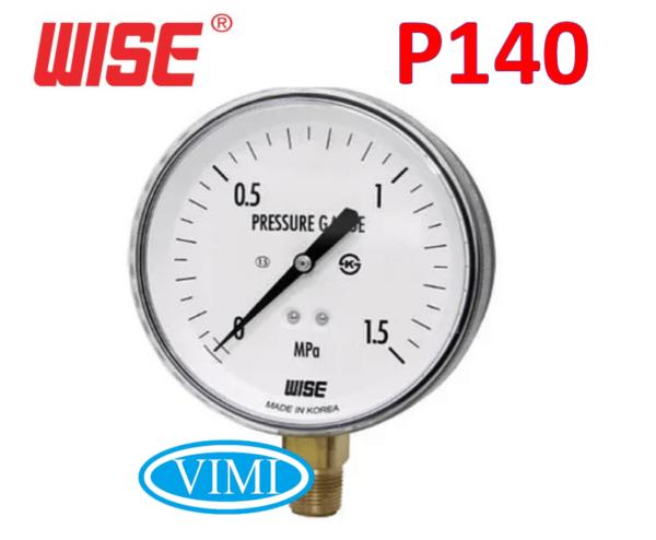 đồng hồ đo áp suất p140 4 1