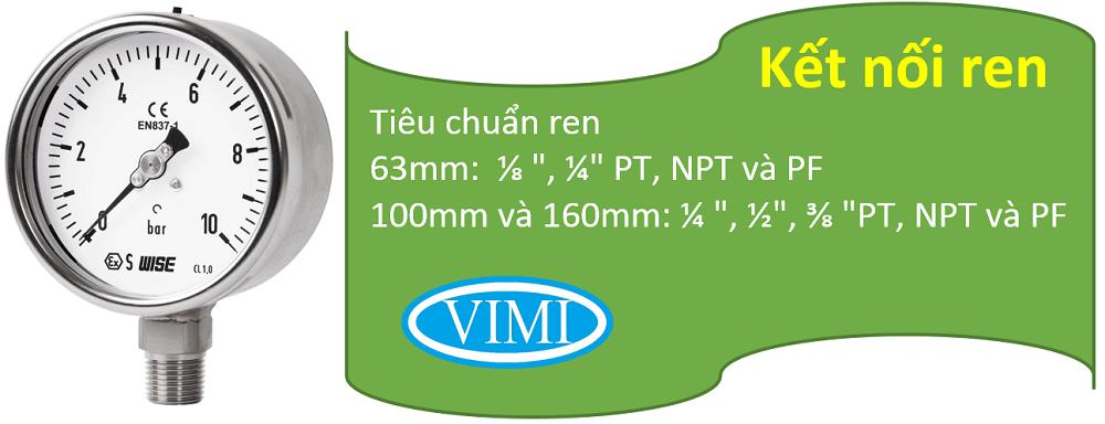 đồng hồ đo áp suất p257 1
