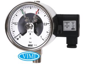 Đồng hồ đo áp suất p520 4