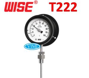 đồng hồ đo nhiệt độ t222 5