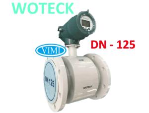 Đồng hồ đo nước woteck dn125 3