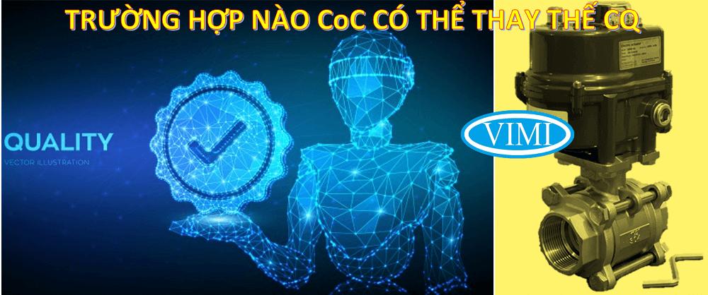 CoC có thể thay thế CQ