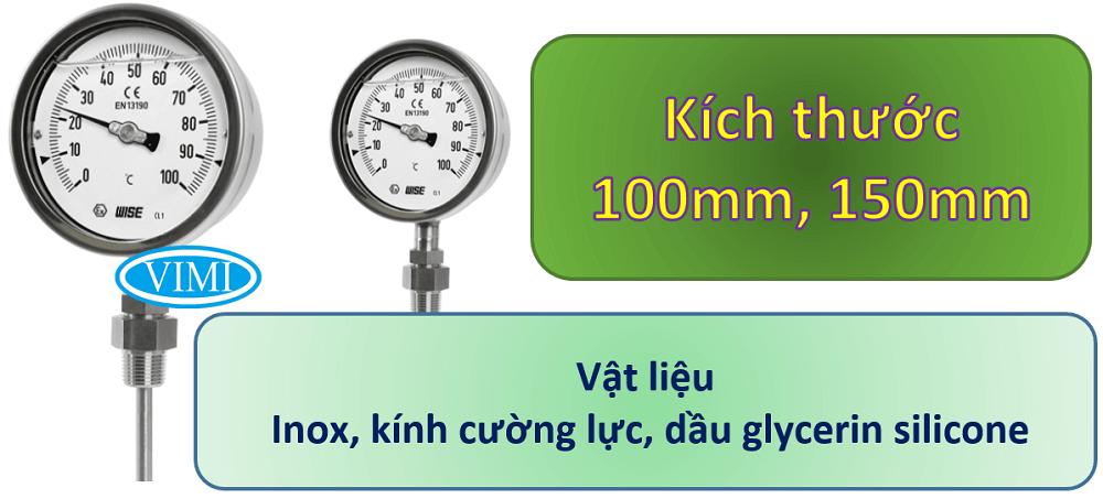 đồng hồ đo nhiệt độ t229 11