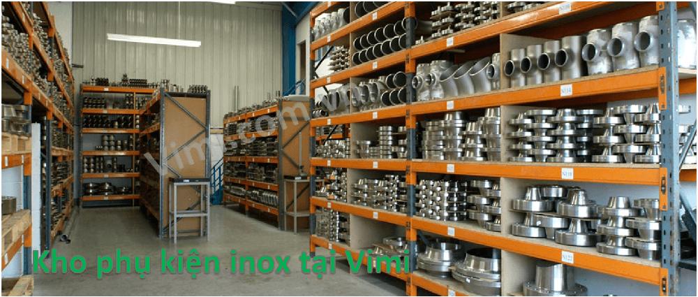 Mặt bích inox DIN PN10 -4