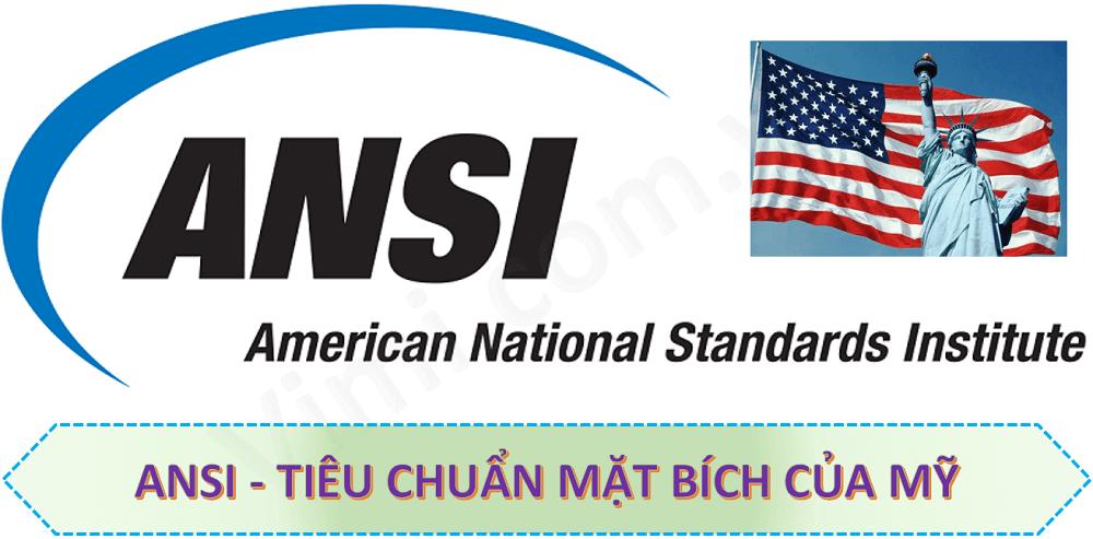 Tiêu chuẩn ANSI