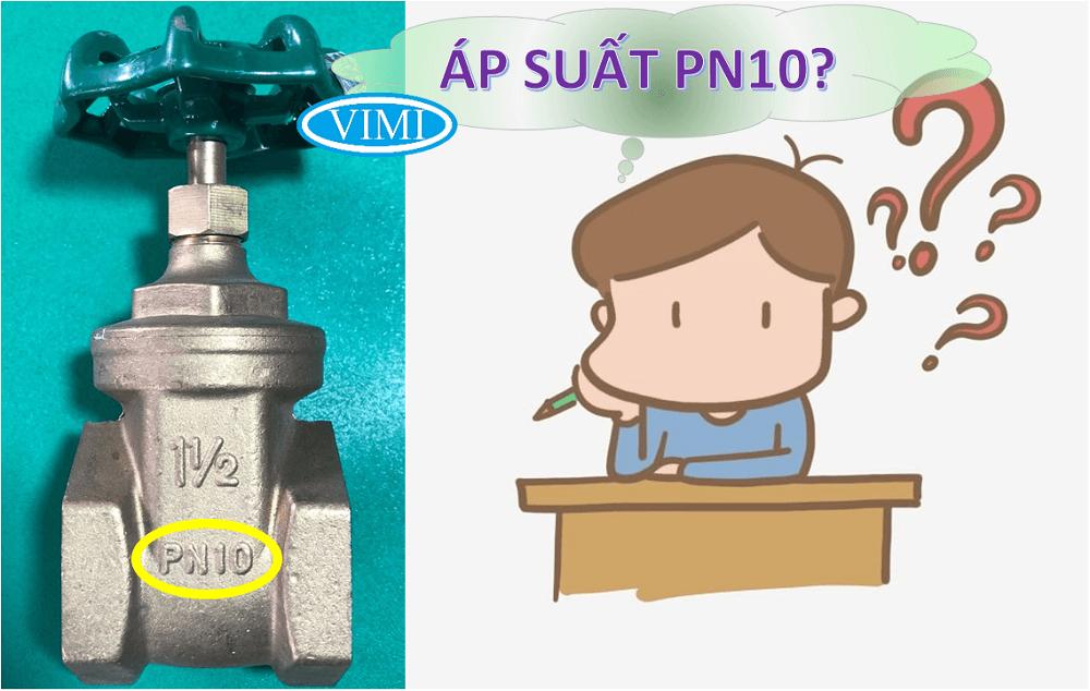 áp suất pn10 là gì