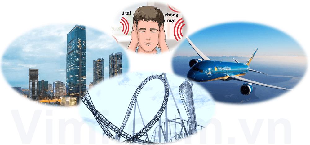 Cảm nhận về áp suất khí quyển là gì