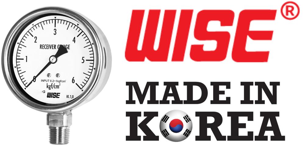 đồng hồ đo áp suất p228 wise 1