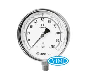 đồng hồ đo áp suất p229 4