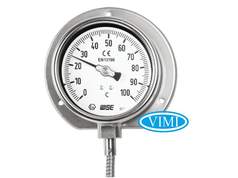 đồng hồ đo nhiệt độ t230 wise 5