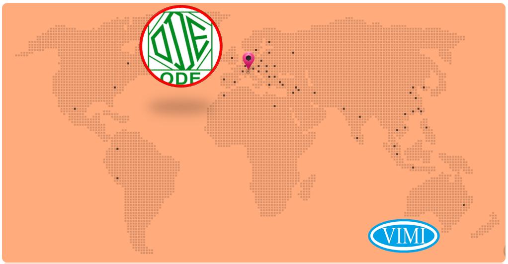 Sản phẩm ODE cung cấp toàn cầu