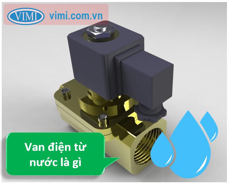 Van điện từ nước là gì?